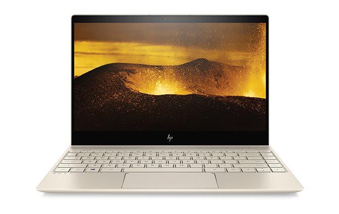 """HP Envy 13-ad104nc/Intel i5-8250U/8GB/512GB SSD/Intel HD/13,3"""" FHD/Win 10/zlatá"""
