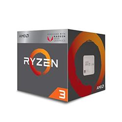 AMD Ryzen 3 4C/4T 2200G (3.7GHz,6MB,65W,AM4) box with Wraith Stealth cooler/RX Vega Graphics
