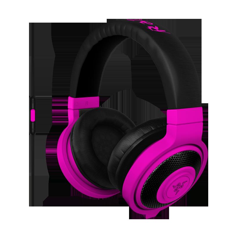Razer Kraken Mobile Neon Purple