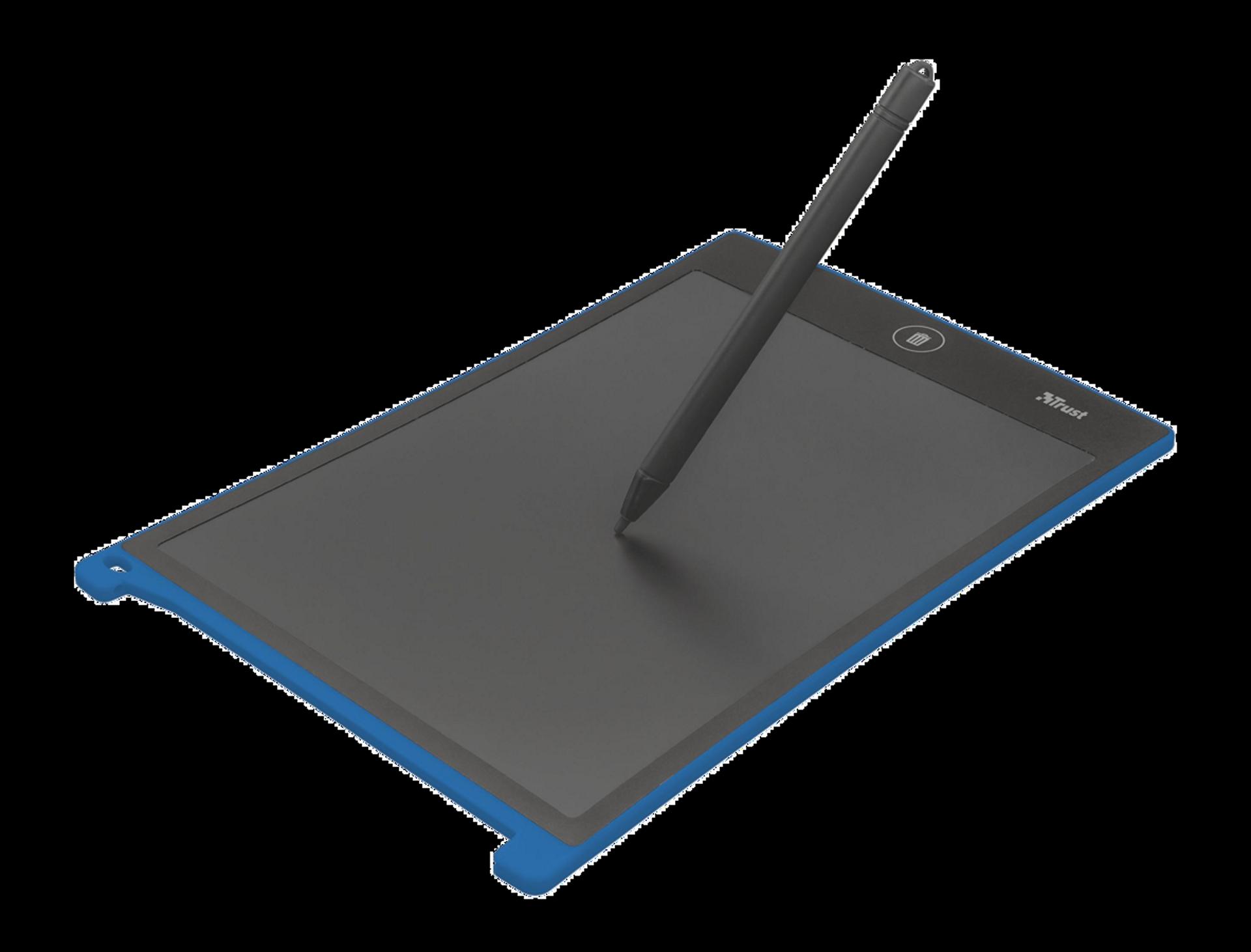 "TRUST Wizz Digital Writing Pad with 8,5"" LCD"