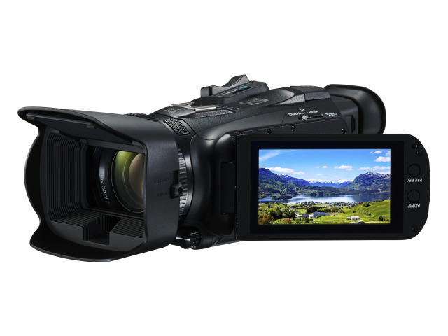 Canon HF G26 Full HD kamera - HD CMOS Pro, 2,91MP,20x zoom,26,8-576mm, Black