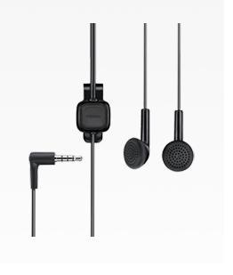 Nokia stereofonní headset WH-102, černá bulk