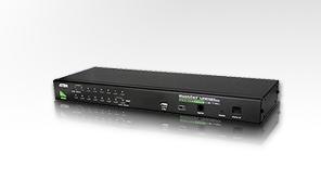 ATEN KVM 16/1 CS-1716A USB/PS2 19'' OSD
