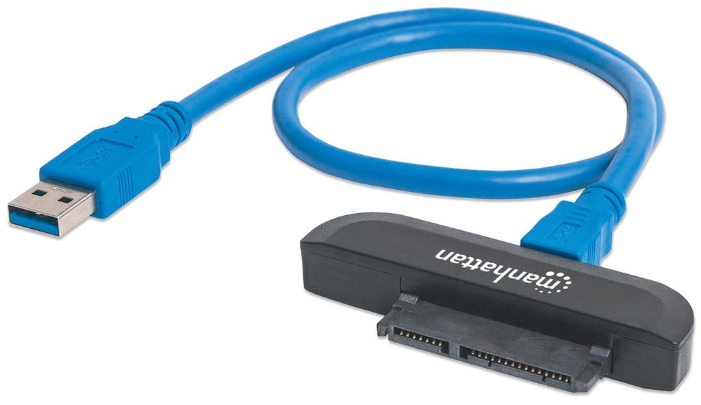 Manhattan SuperSpeed USB 3.0 --> SATA 2.5'' adaptér