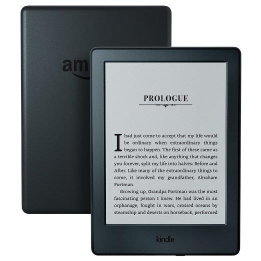 Amazon New Kindle 8 Touch, 6'' E-ink displej, WiFi, SPONZOROVANÁ VERZE, černý
