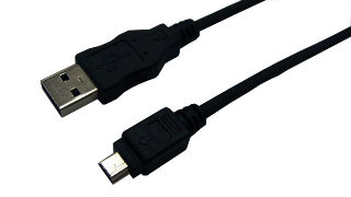 LOGILINK - Kabel mini USB 2.0 CANON, délka 2m