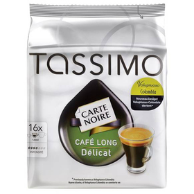 TASSIMO CN CAFE LONG DÉLICAT JACOBS KRÖN