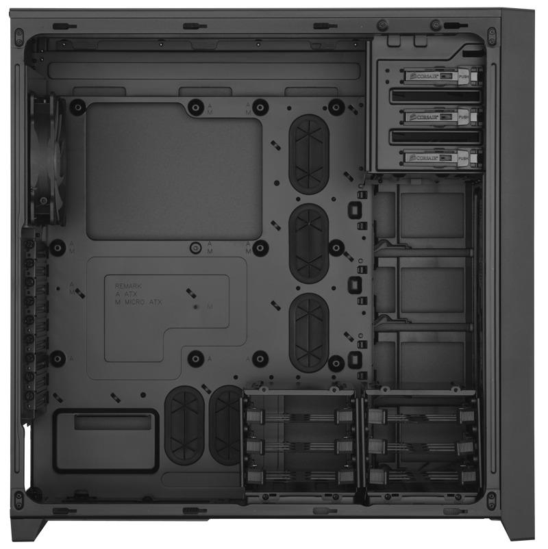 Corsair PC skříň Obsidian Series 750D Full Tower ATX Case