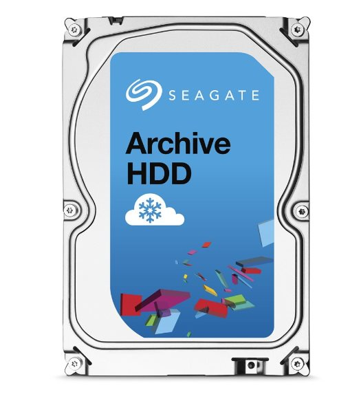 "Seagate Archive HDD, 8TB, 3.5"", SATAIII, 128MB cache, 5.900RPM"
