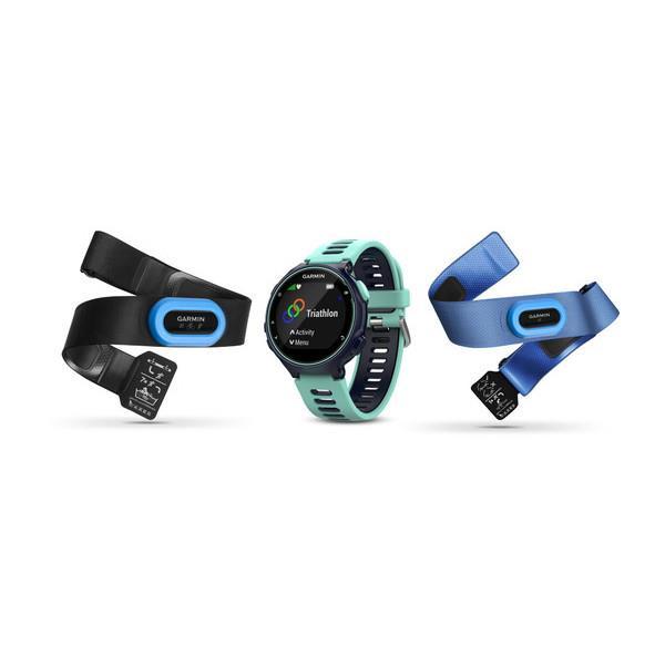 Garmin Forerunner 735XT Triathlon (Midnight Blue / Frost Blue)