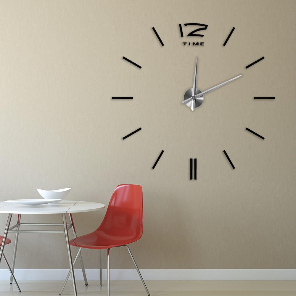 Esperanza EHC007K SAN MARINO nástěnné hodiny, černé