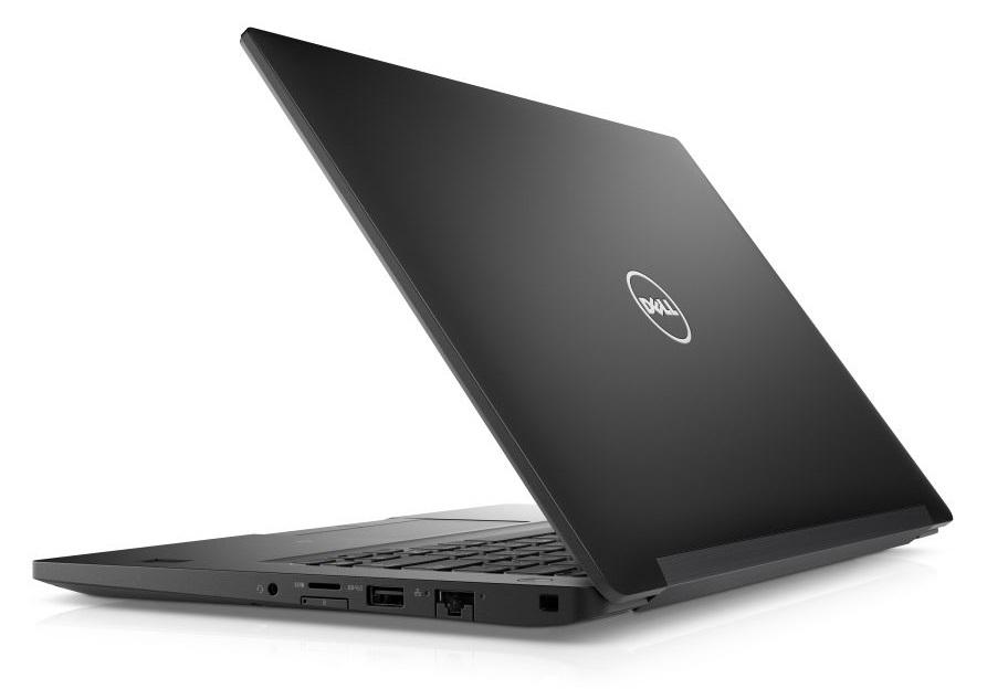 "Dell Latitude 7490 14"" FHD i7-8650U/16GB/512GB SSD/THB/MCR/SCR/FPR/HDMI/VGA/W10P/3RNBD/Černý"