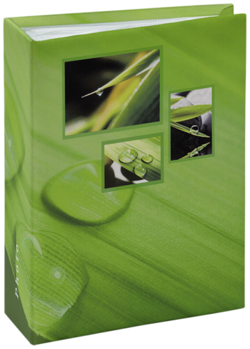 Hama Memo Singo10x15 100 fotografii zelena 106261