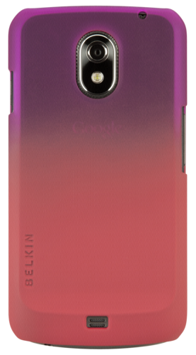 Belkin Shield Micra Fade ruzova pro Samsung Galaxy Nexus