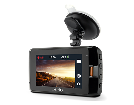 "MIO Kamera do auta MiVue 751, GPS, LCD 2.7"""