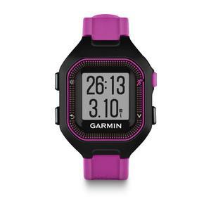 Garmin Forerunner 25 Black/Purple (vel. S)