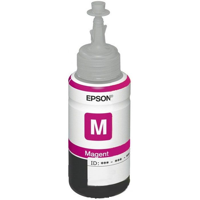 EPSON container T6643 magenta ink (70ml - L100/200/210/300/130/355/365/455/550/1300)