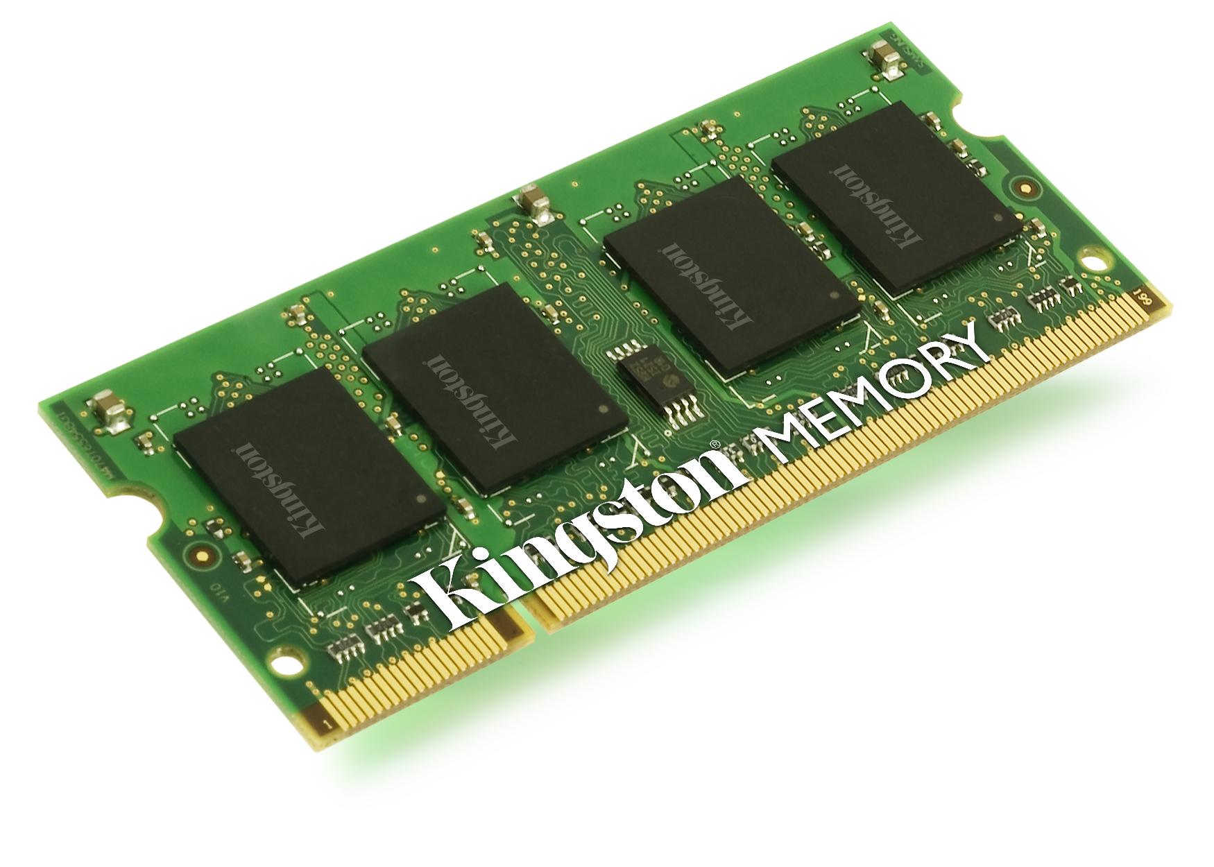 Kingston paměťový kit 8GB 1600MHz Reg ECC Single Rank Module