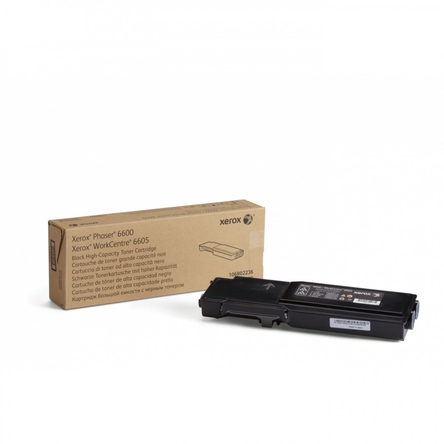Xerox Toner Black pro Phaser 6600/WC 6605 (8.000 str.)
