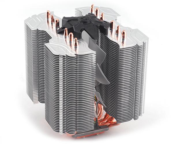 Zalman chladič CPU CNPS14X, univ. socket, 140mm PWM fan