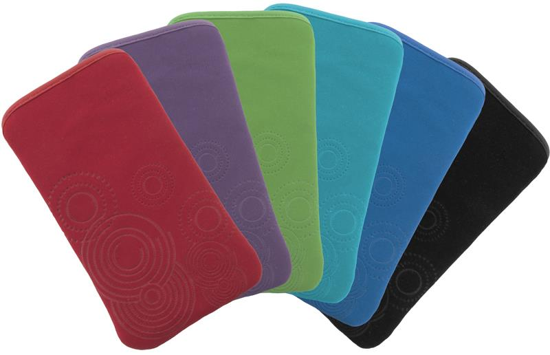 Esperanza EMA105M-IP5 Pouzdro pro iPhone 5/iPod Touch 5, mix barev