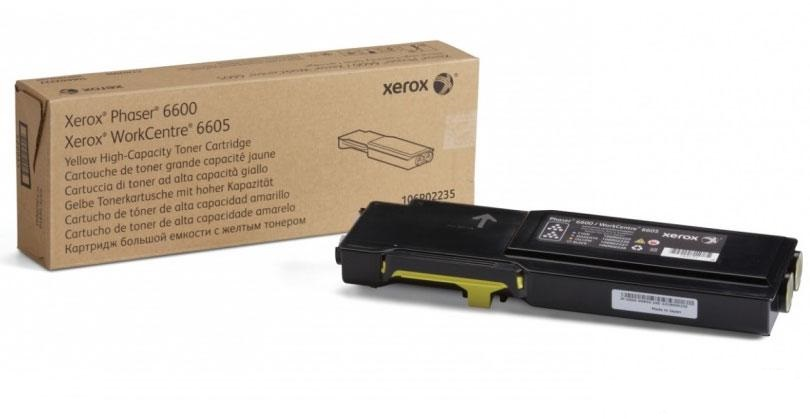 Xerox Toner Yellow pro Phaser 6600/WC 6605 (6.000 str.)