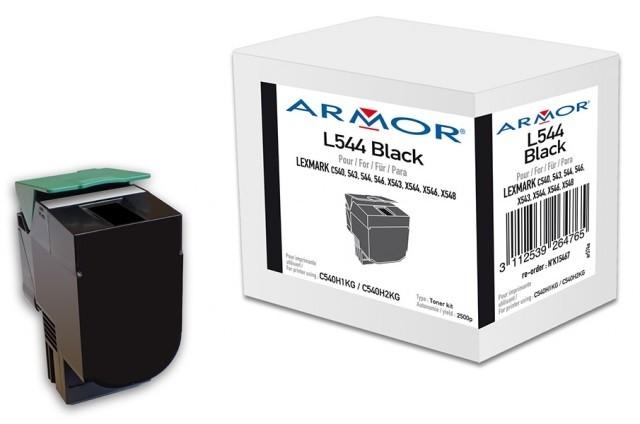 Armor toner pro Lexmark komp. C540H1KG, 2.500str,B