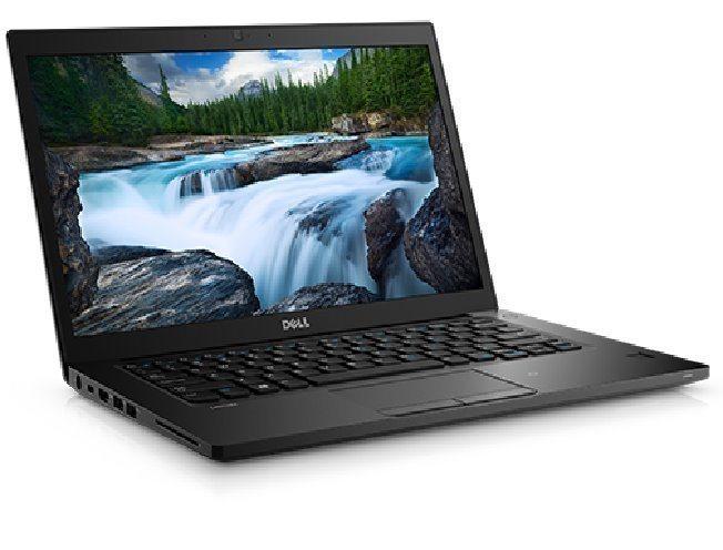 """Dell Latitude 7480/i7-7600U/16GB/512GB SSD/Intel HD 620/14.0"""" FHD/Win 10 Pro 64bit/Black"""