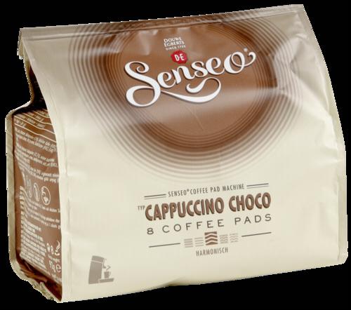 Senseo Pads Cappuccino Choco