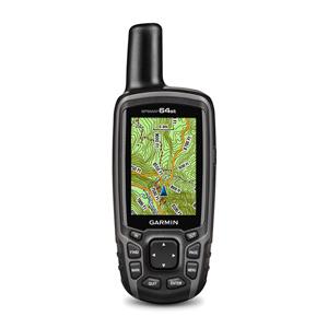 "Garmin GPSMAP 64st, 2.6"", bez TOPO map"