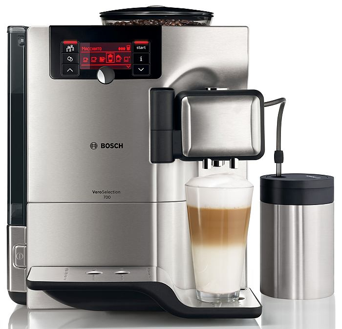 Kávovar Bosch TES 80751 DE