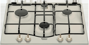 Varná deska plyn. Hotpoint PC 640T(OW) GH R /HA