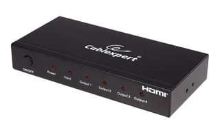Gembird HDMI splitter, 4 porty
