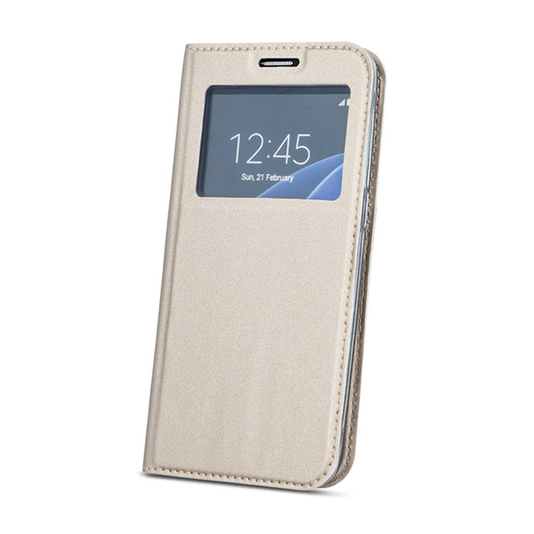 Smart View pouzdro Huawei P9 Lite mini gold