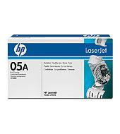 HP CE505D Toner 05A pro LJ P2035/55, (2x2300str), Black