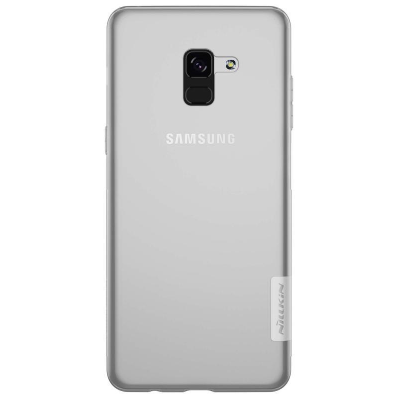 Nillkin Nature TPU Pouzdro Transparent pro Samsung A530 Galaxy A8