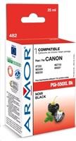 ARMOR cartridge pro CANON Pixma MG5450, IP7250 (PGI550XLBK) black 25ml