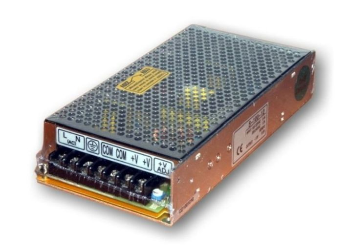 Průmyslový napájecí zdroj 120W/24V 5A