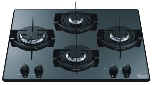 Varná deska plyn. Hotpoint TD 640 S (MR) IX/HA