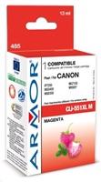 ARMOR cartridge pro CANON Pixma MG5450, IP7250 (CLi551XLM) Magenta 13ml