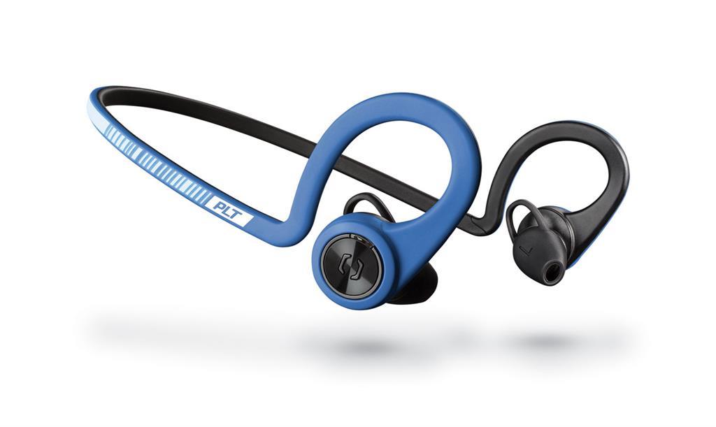 Plantronics BackBeat FIT (Edition 2017) Bluetooth sluchátka, záhlavní, modrá