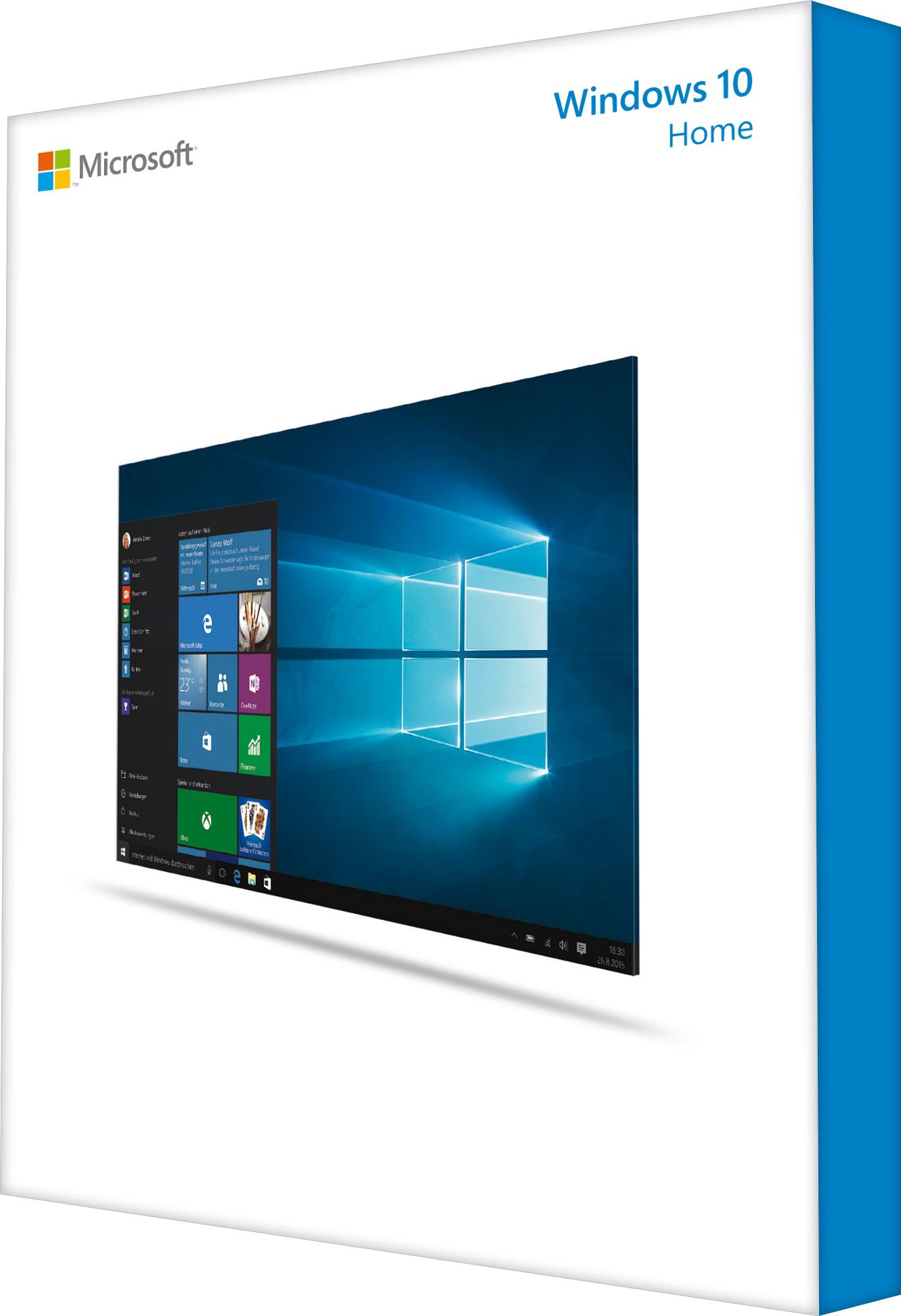 MS OEM Win 10 Home x32 SK 1pk DVD