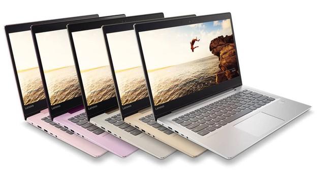 """Lenovo IdeaPad 520S-14IKB i3-7100U 2,40GHz/4GB/SSD 128GB/14"""" FHD/IPS/AG/WIN10 zlatá 80X2002YCK"""