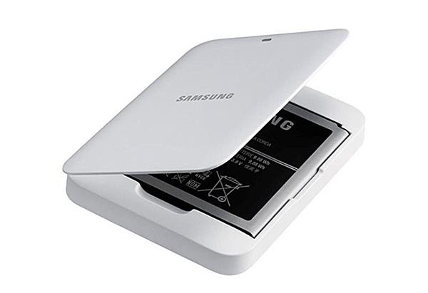 Samsung nabíjecí sada s baterií pro Galaxy S5,bílá