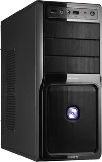 PC skříň Tacens ATX ARCANUS PRO, USB 3.0, bez zdroje, černá
