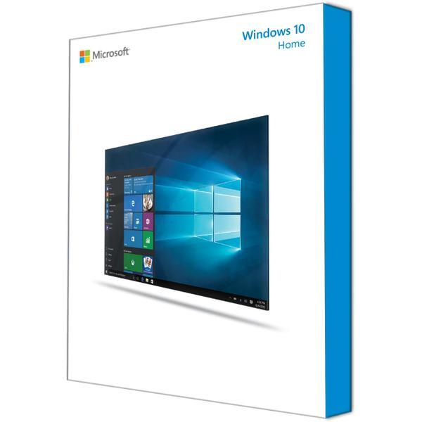 OEM Windows Home 10 64Bit CZ 1pk DVD