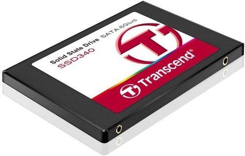TRANSCEND SSD340 64GB SSD disk 2.5'' SATA III 6Gb/s, MLC, Plastic casing