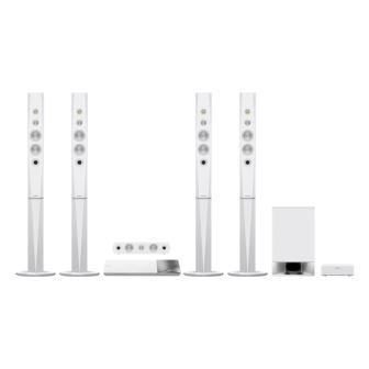 SONY BDV-N9200WL Systém 4K a 3D domácího kina Blu-ray™ - WHITE