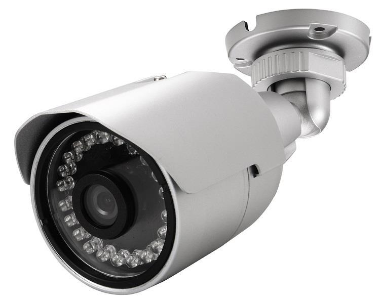 SMAX 2MP 1080p Bullet IP Camera, IR, PoE, IP66, WDR, SDHC, ONVIF