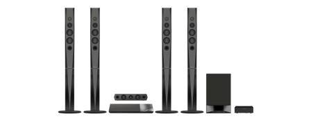 SONY BDV-N9200W Systém 4K a 3D domácího kina Blu-ray™ - BLACK